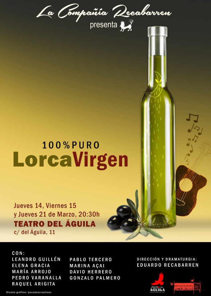 100% PURO LORCA VIRGEN