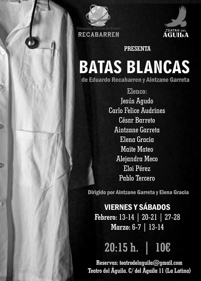 BATAS BLANCAS
